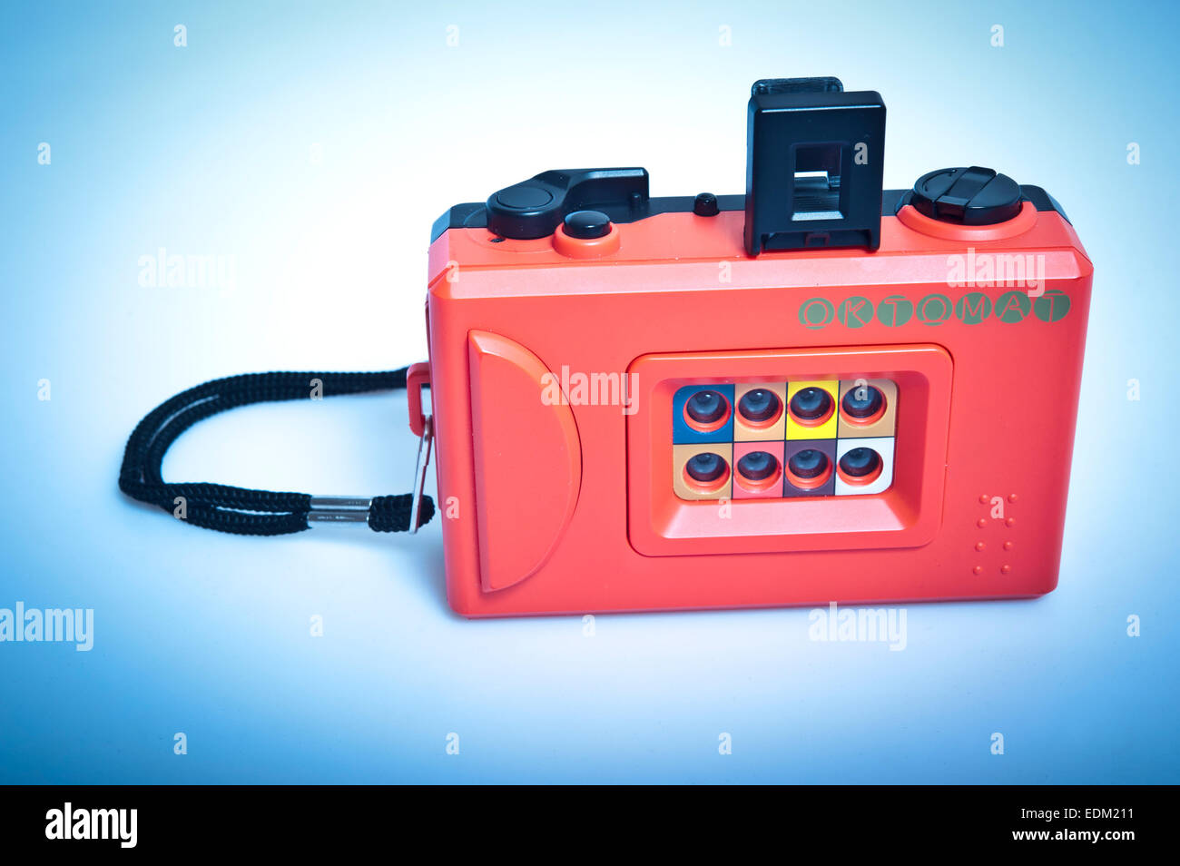 Appareil photo Lomography Oktomat Photo Stock
