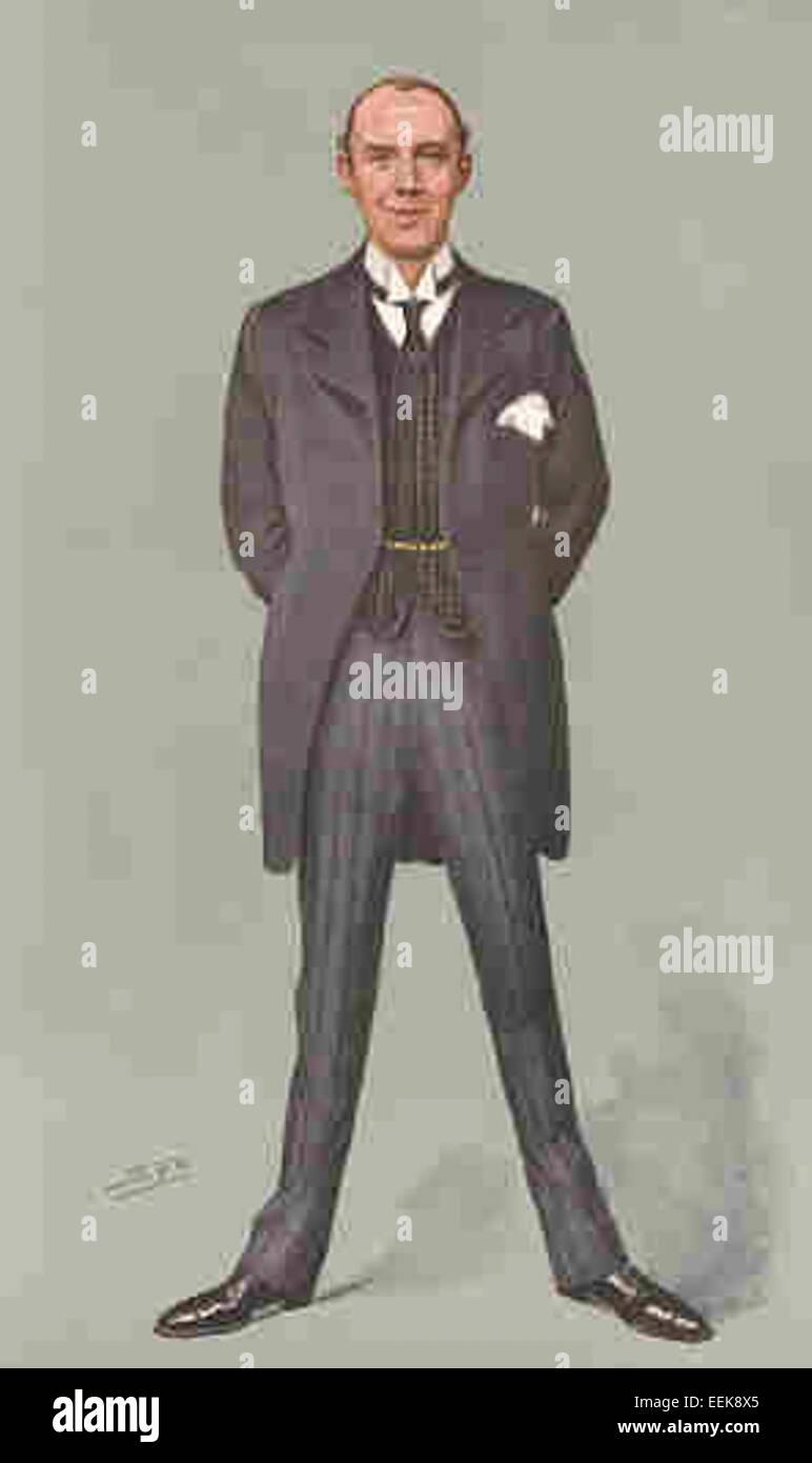 Sir Alfred Fripp Photo Stock