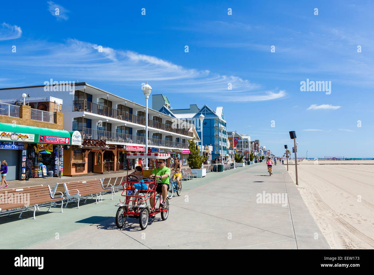 Ocean City Maryland datant