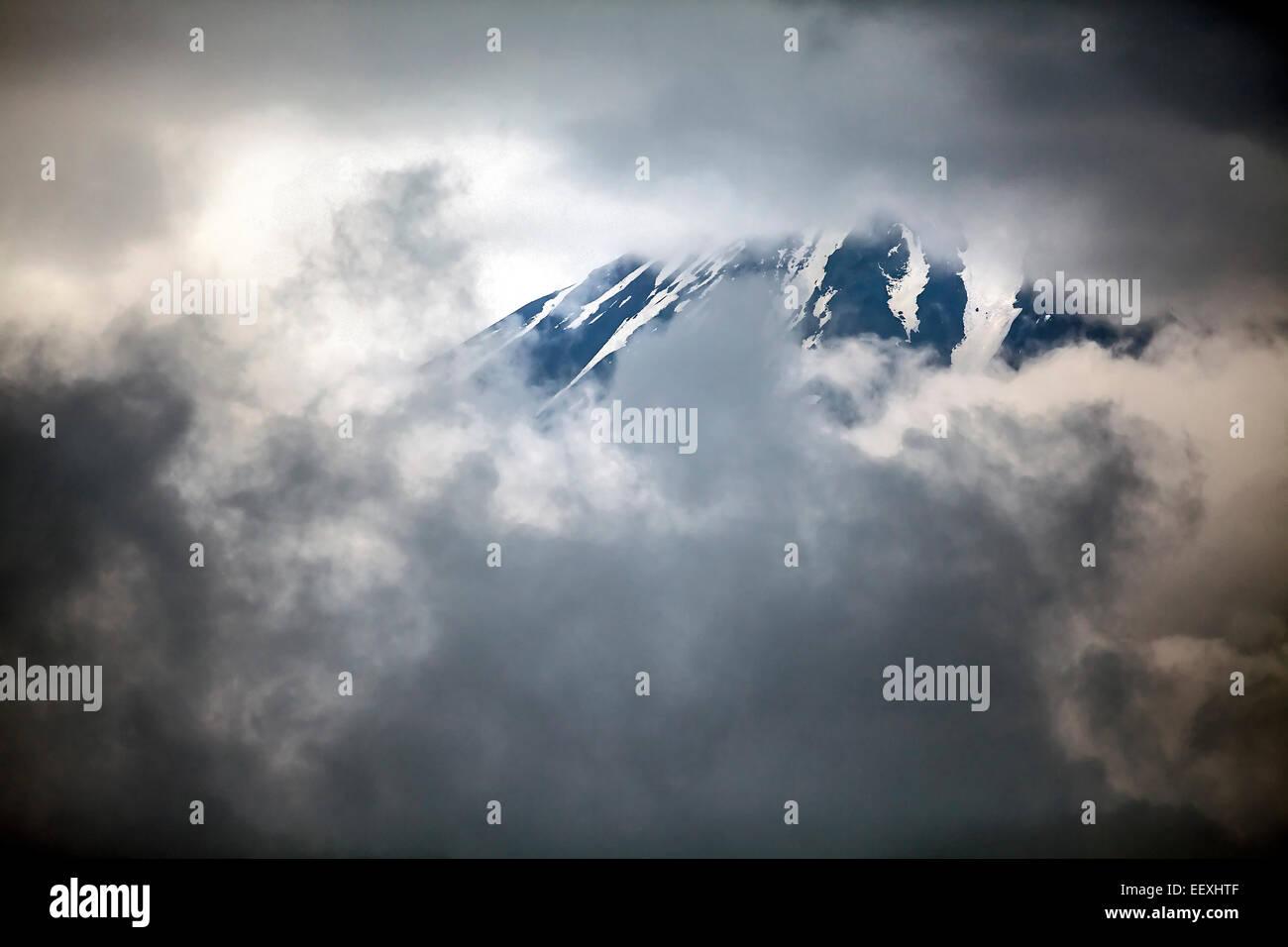 Mont Fuji Photo Stock