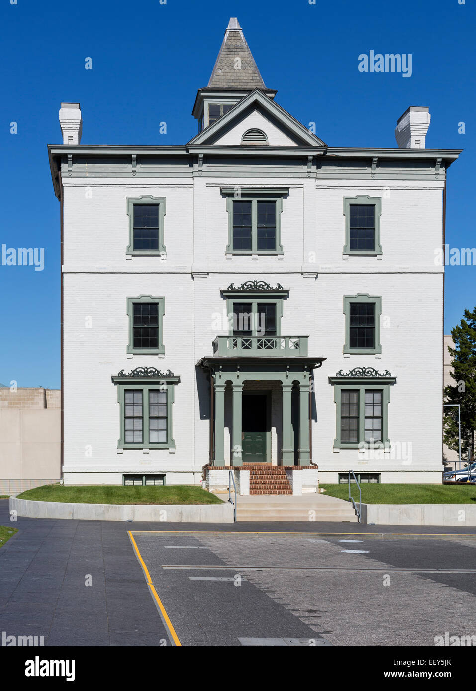 Virginia Historical Society building du Virginia Museum of Fine Arts VMFA à Richmond, Virginie, USA Photo Stock