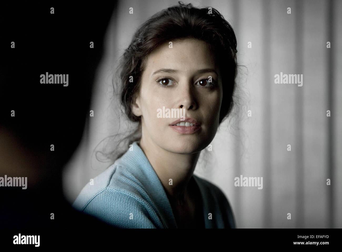 ANGIE CEPEDA El mal ajeno (2010) Photo Stock