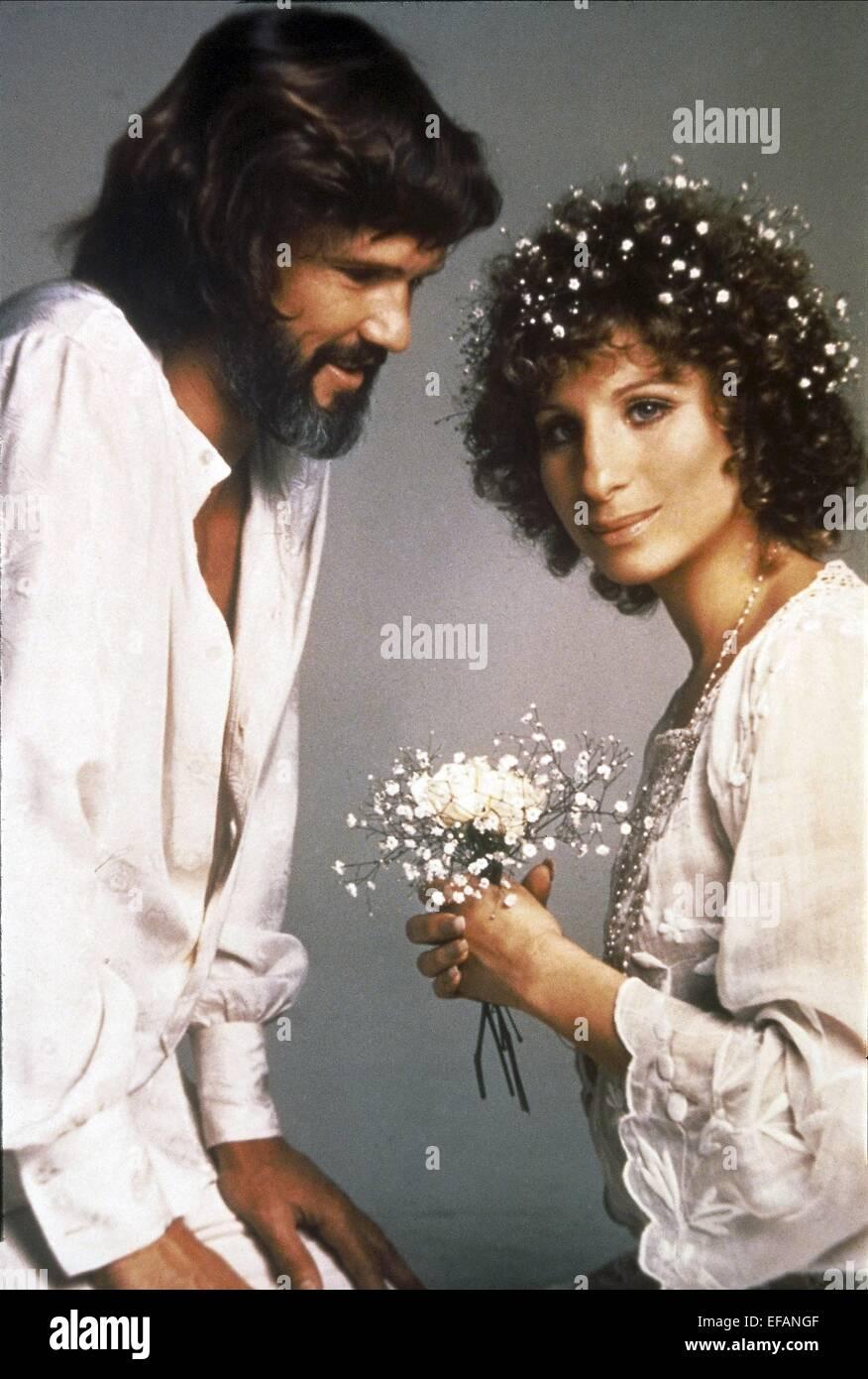 Barbra Streisand Kris Kristofferson Une étoile Est Née