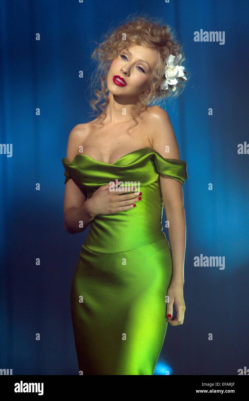 Christina Aguilera Photos Christina Aguilera Images Alamy