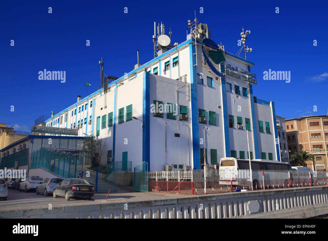 Centre-ville, Constantine, Algérie Photo Stock