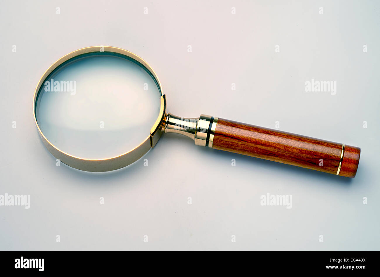 Loupe Photo Stock