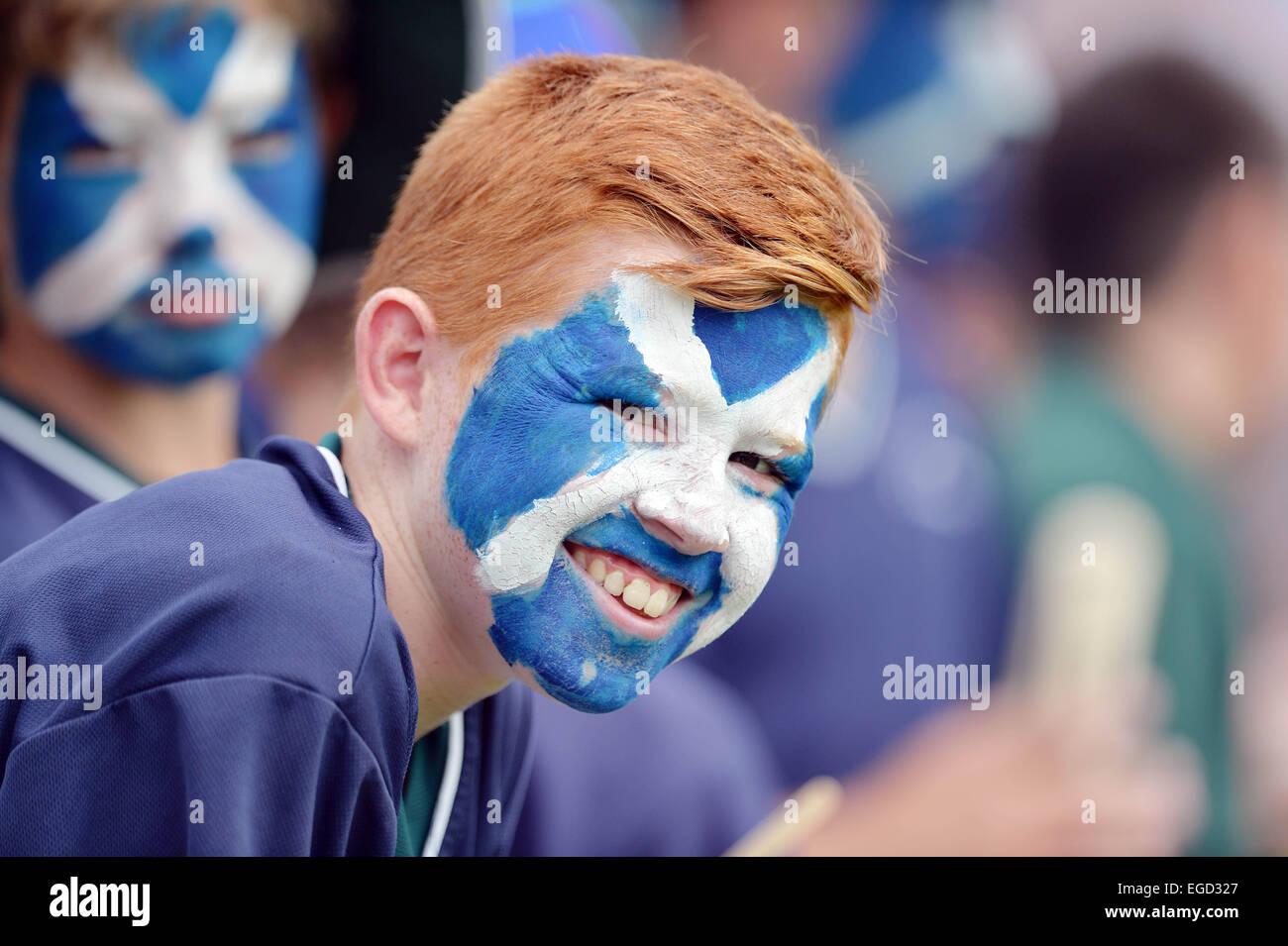 Écosse Drapeau Autocollants Décoration Fun Kids écossais d/'Édimbourg Europe Cross