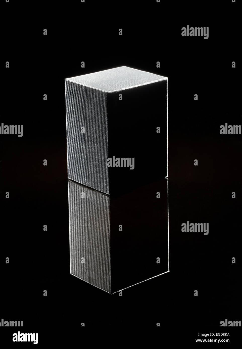 La matière noire - Visualisation Photo Stock