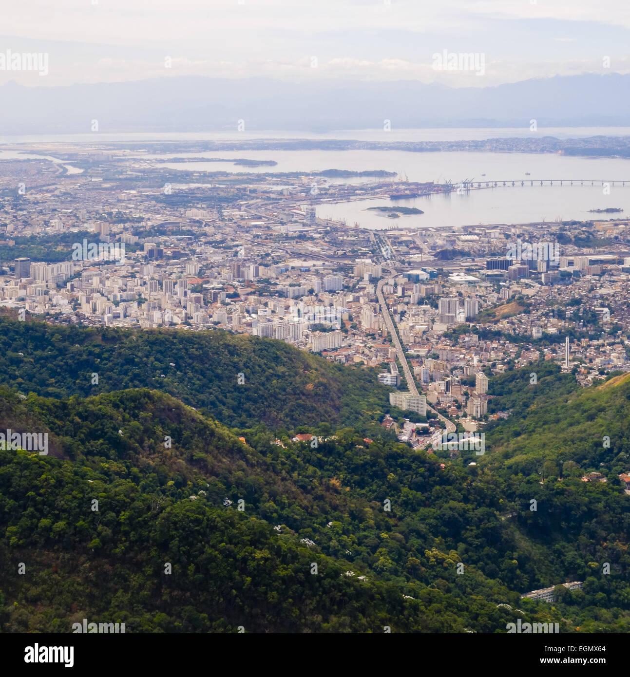 Rio de Janeiro, Zona Norte, Brésil Photo Stock