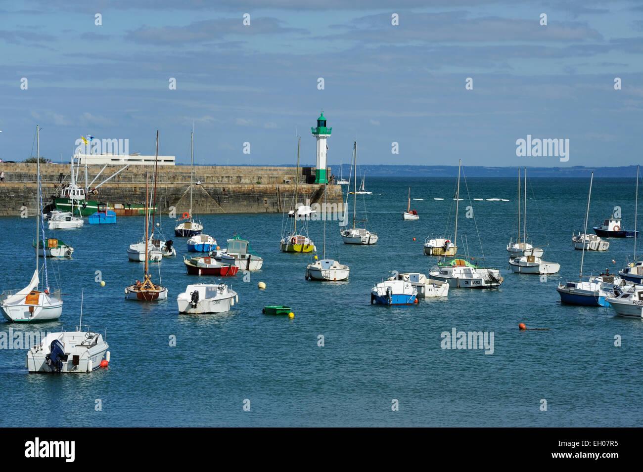 Le port sec de saint quay portrieux mar e haute c tes d - Port de saint quay portrieux ...