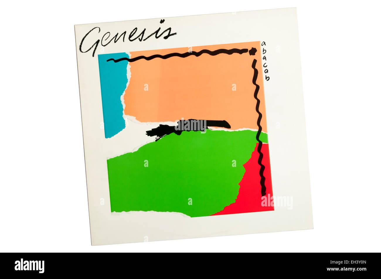 Abacab, publié en 1981, a été le 11e album studio du groupe britannique Genesis. Photo Stock