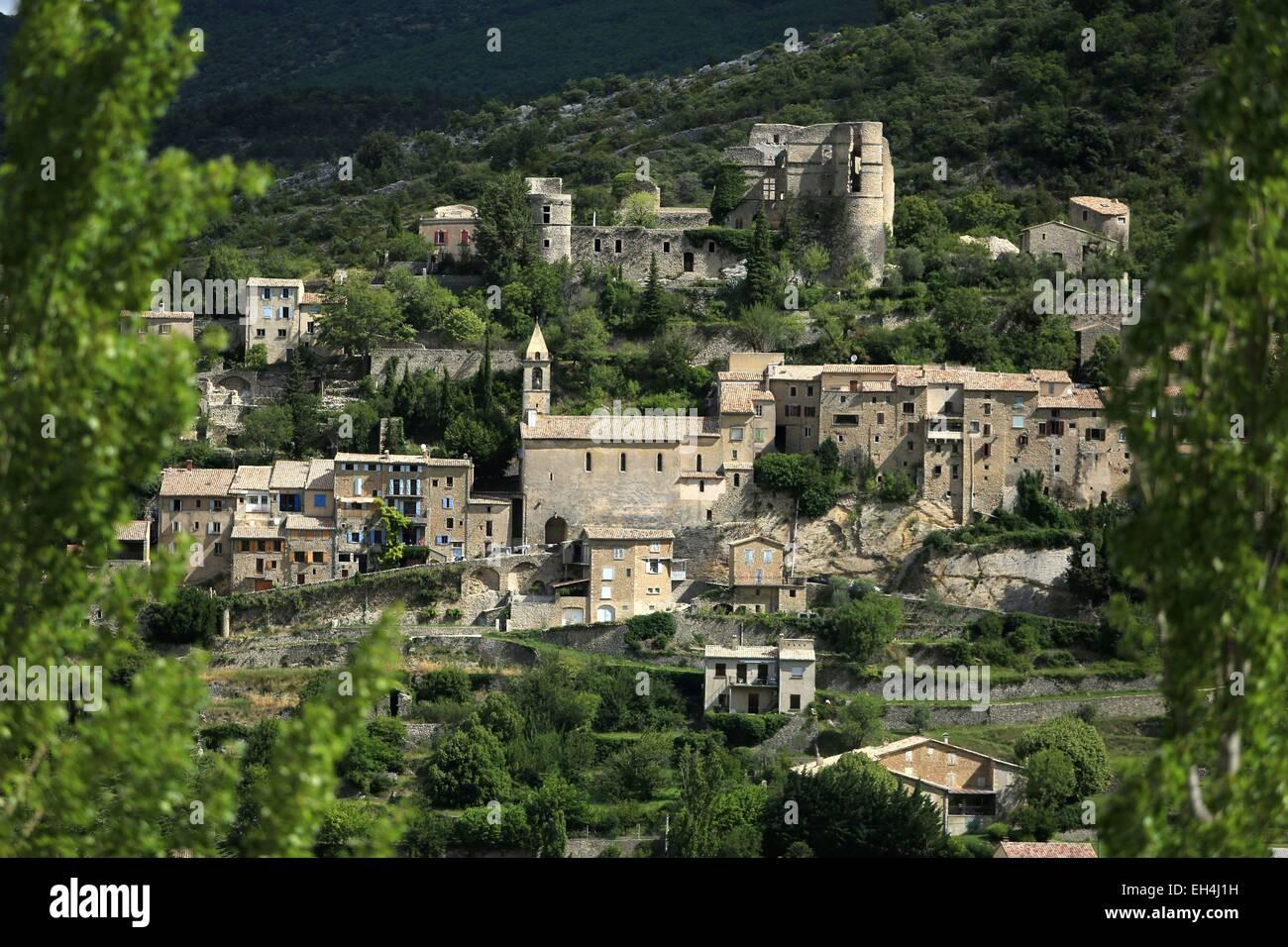 France dr me montbrun les bains au pied du mont ventoux - Office du tourisme montbrun les bains ...