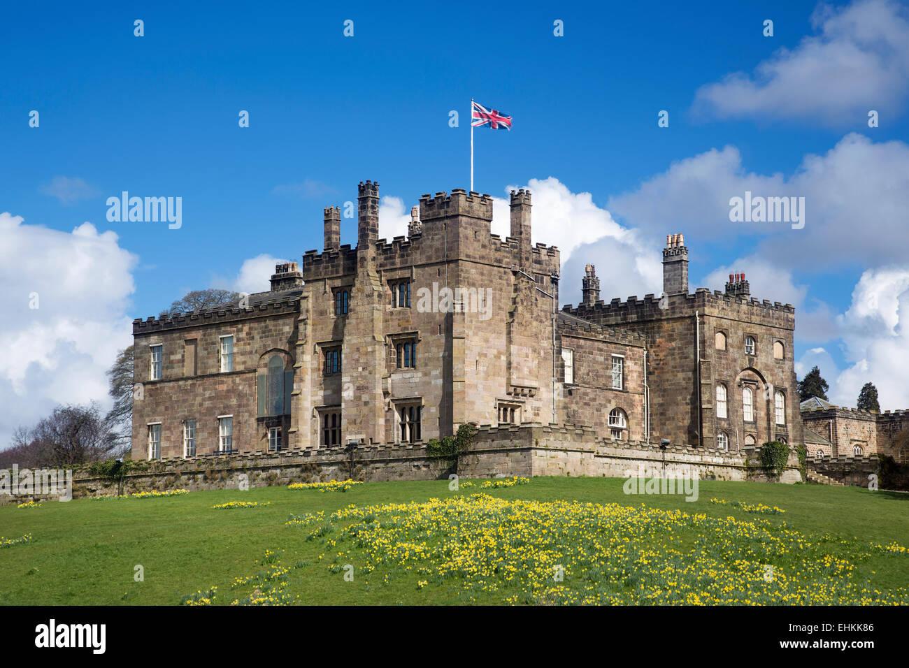 Ripley Ripley Castle près de Harrogate North Yorkshire Yorkshire du Nord Photo Stock