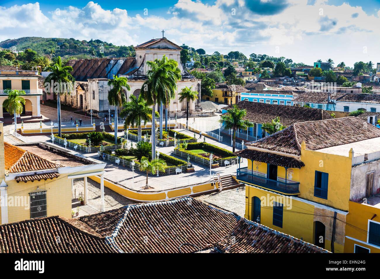 Trinidad (Cuba). Photo Stock