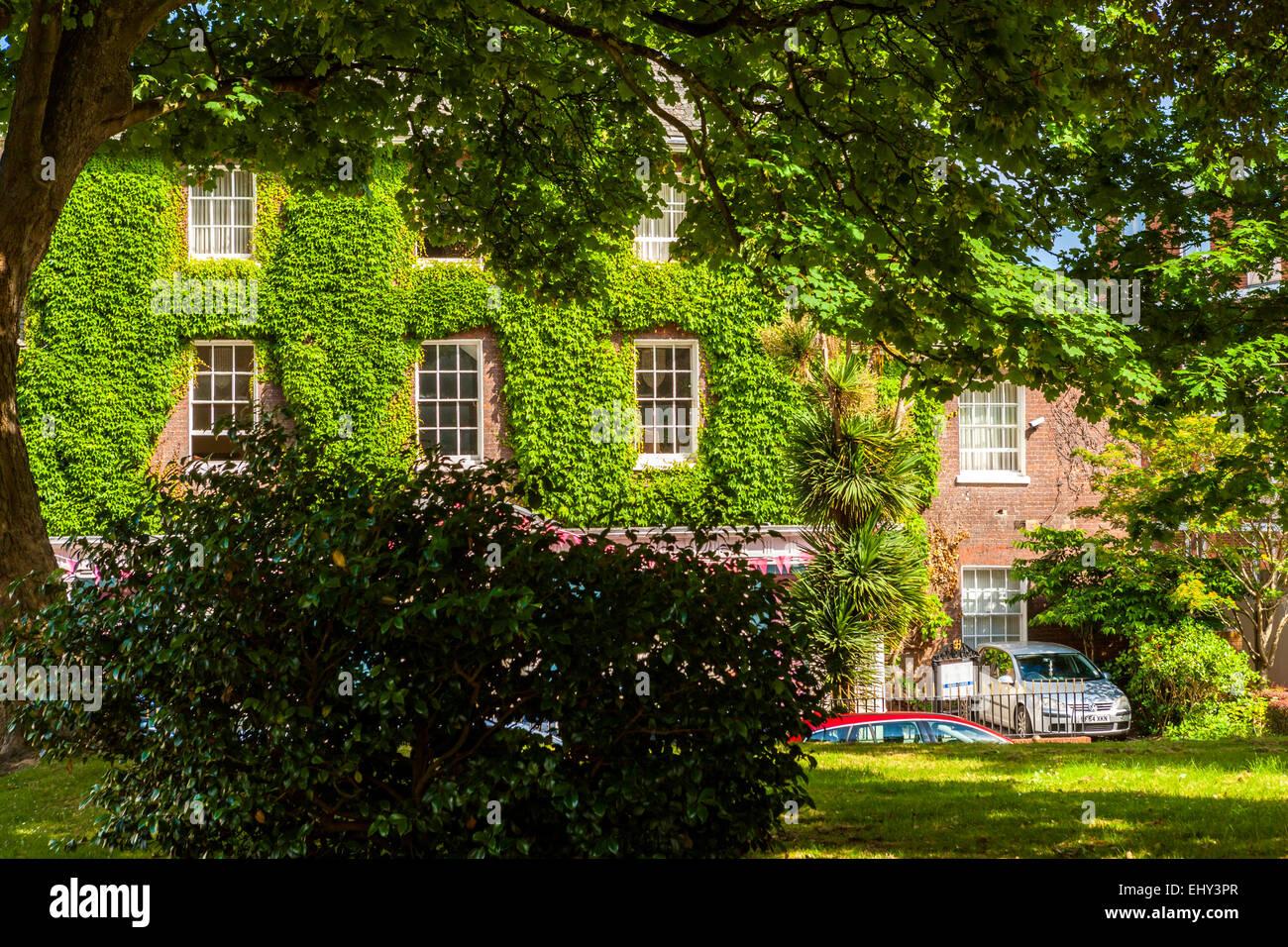 Exeter, Devon, Angleterre, Royaume-Uni, Europe. Photo Stock