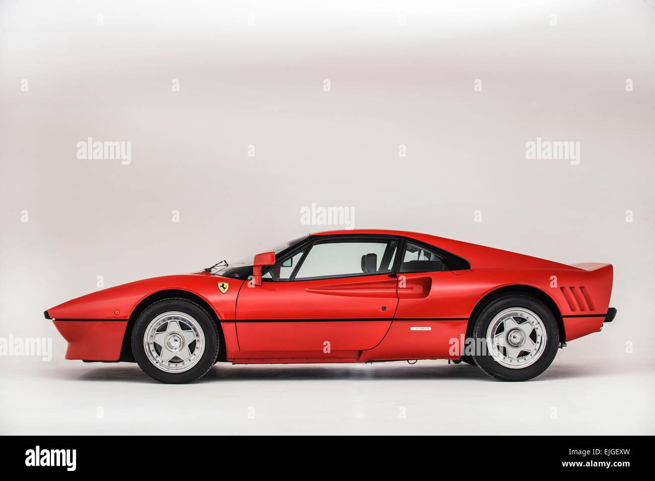 1985 Ferrari 288 GTO Photo Stock