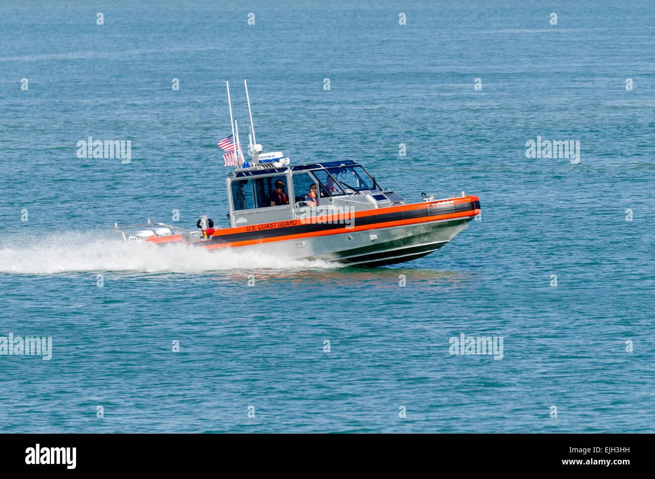 410d877610f US Coast Guard 29 pieds petit bateau d intervention (RB-S II) La réponse-bateau  petit II est un haut-débit