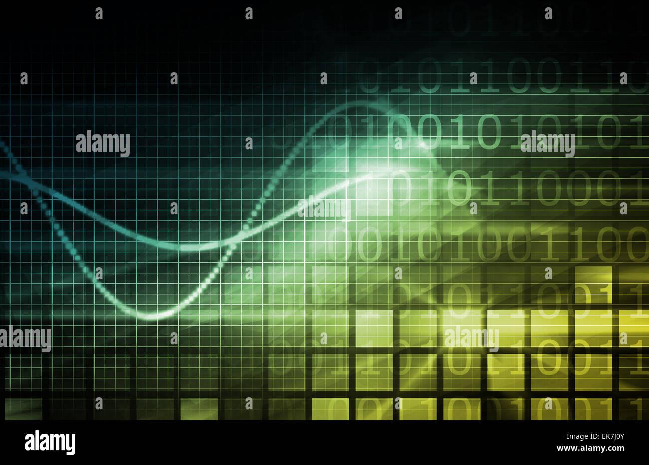La science de l'ingénierie mécanique de haute technologie Photo Stock