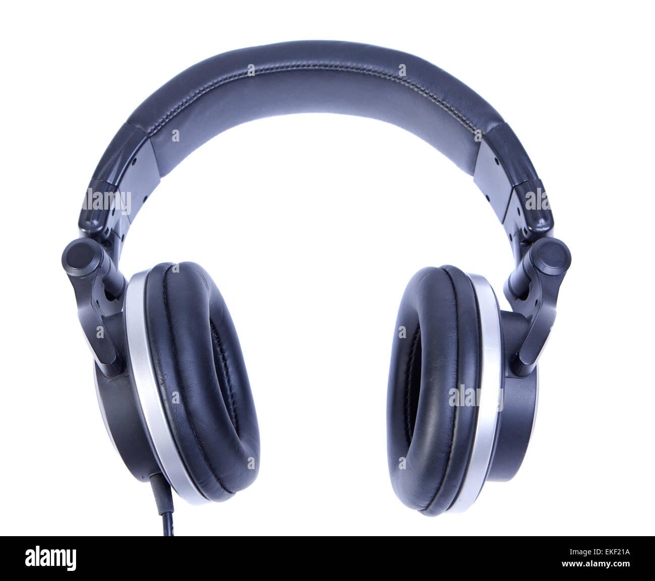 casque d'écoute Photo Stock