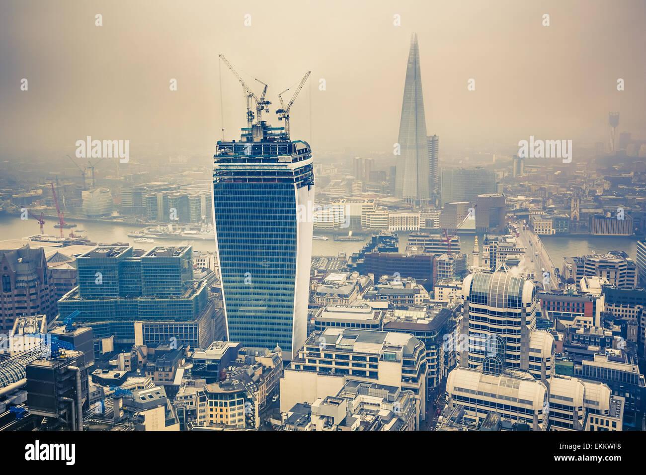 Londres city Photo Stock