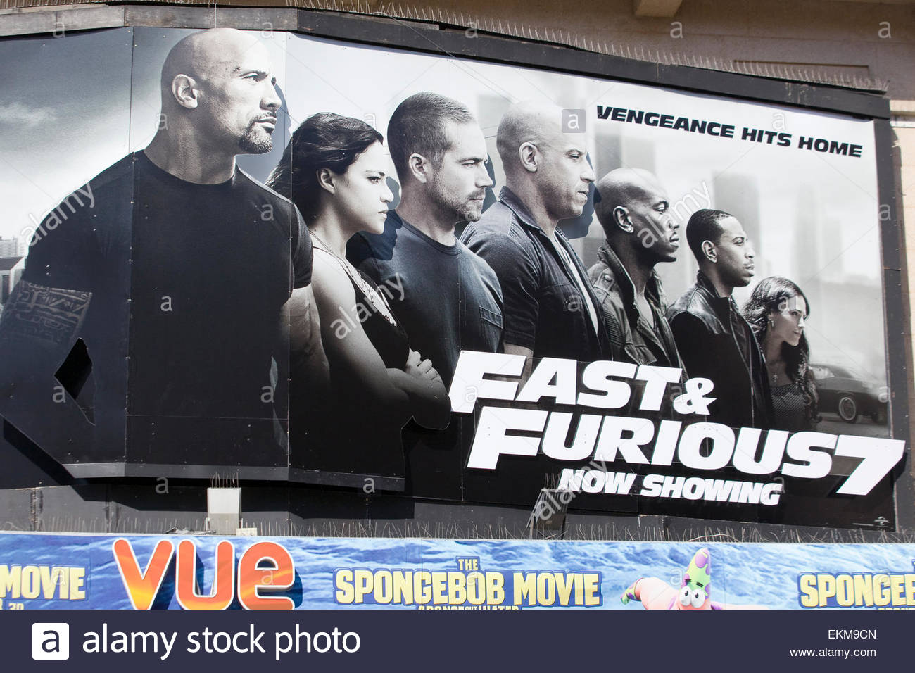 fast and furious 7 movie photos fast and furious 7 movie images alamy. Black Bedroom Furniture Sets. Home Design Ideas