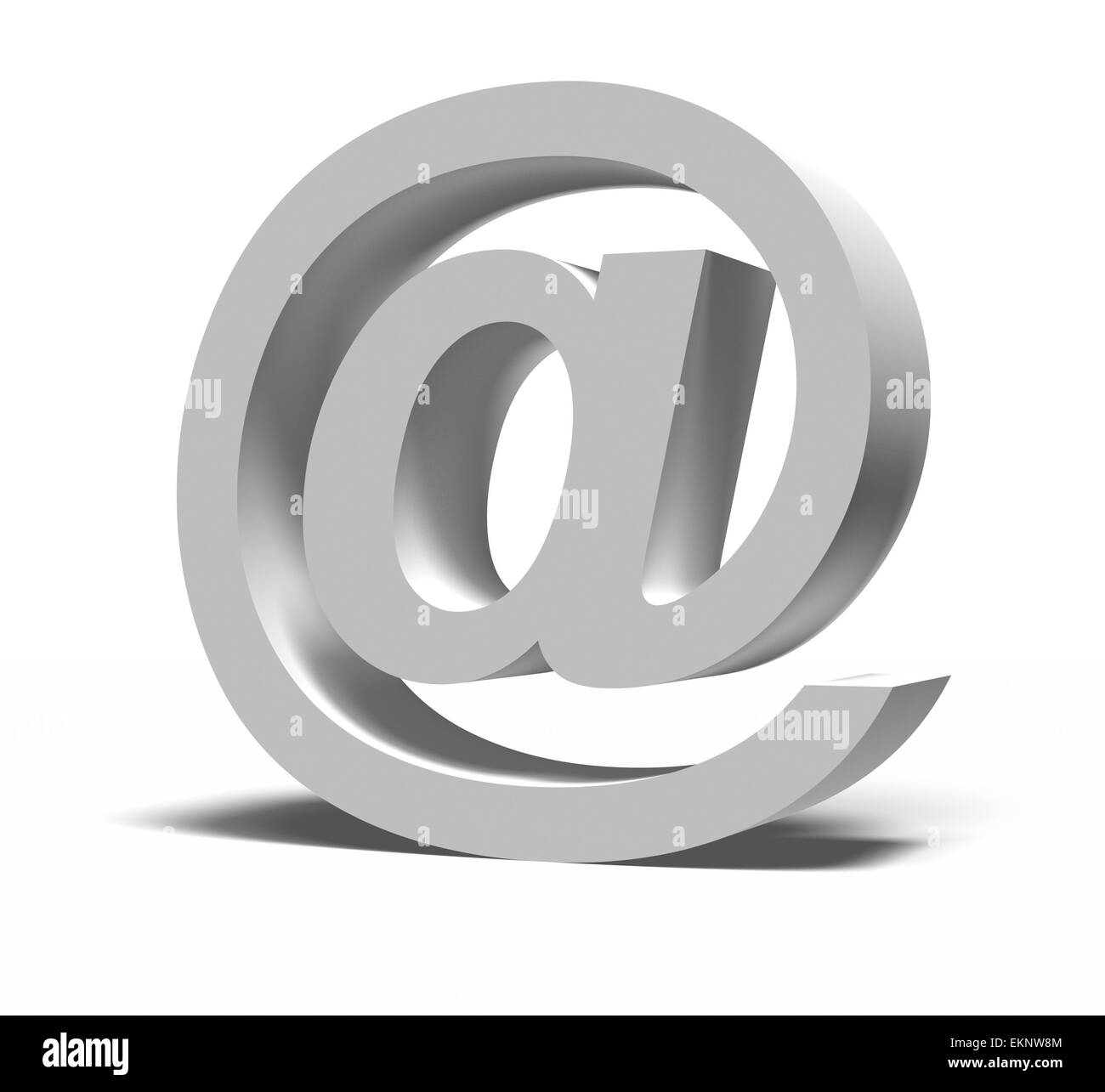 symbole de l'e-mail Photo Stock