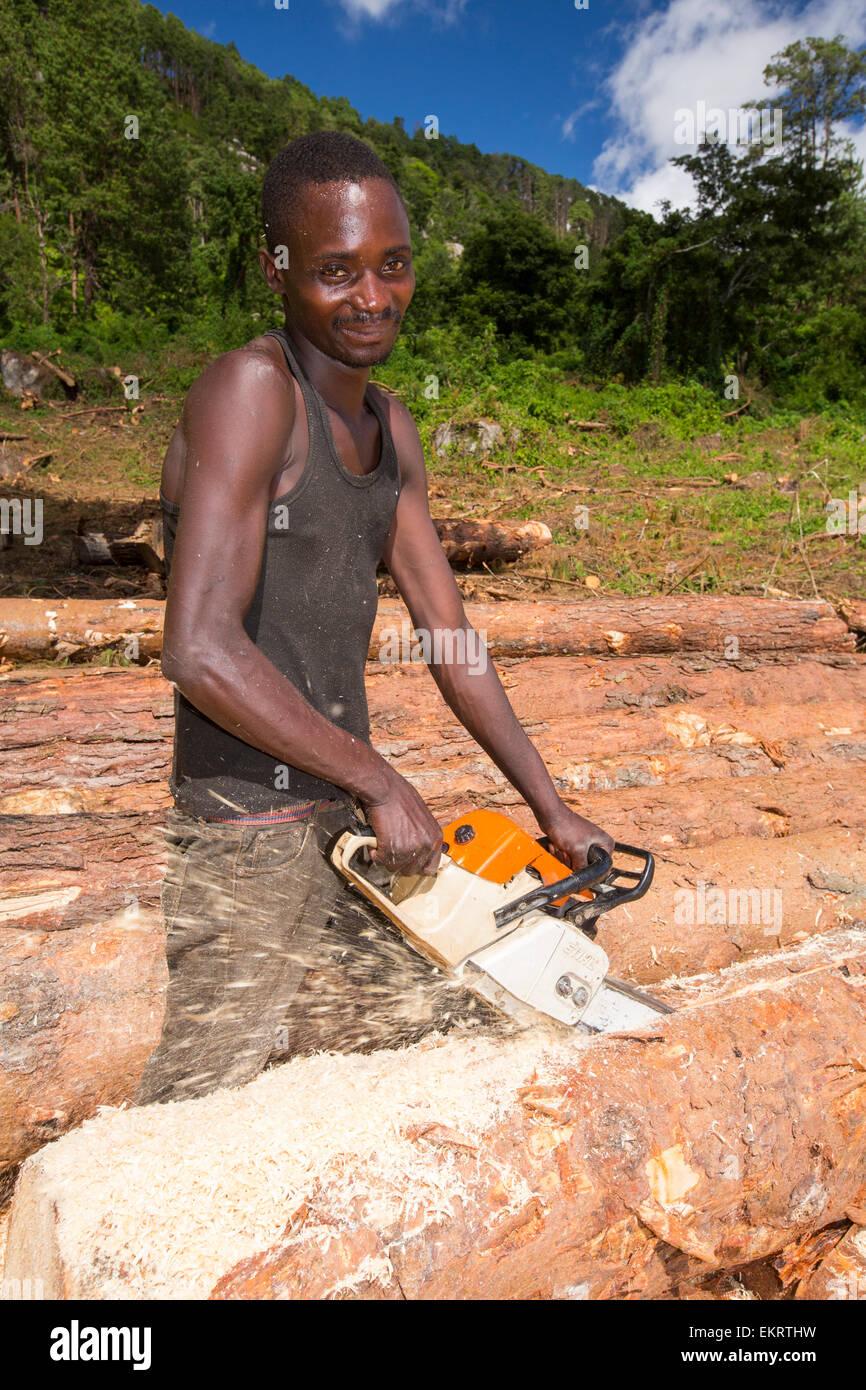 Le Malawi Est Un Des Pays Les Plus Pauvres Du Monde Elle A