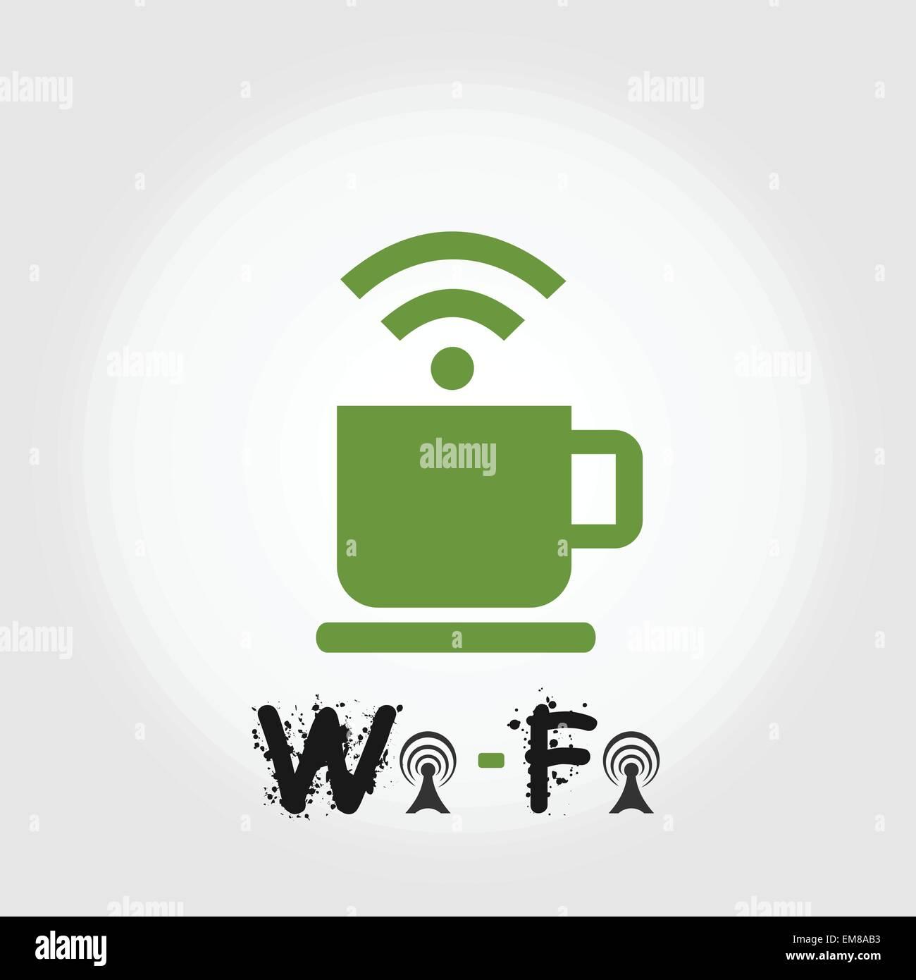Wi Fi Photo Stock