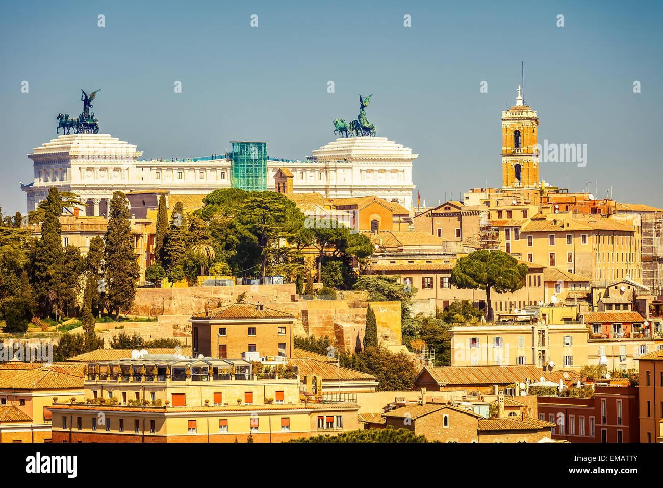 Rome, Italie Banque D'Images