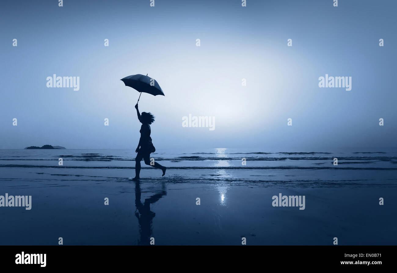 Suivez votre rêve Photo Stock