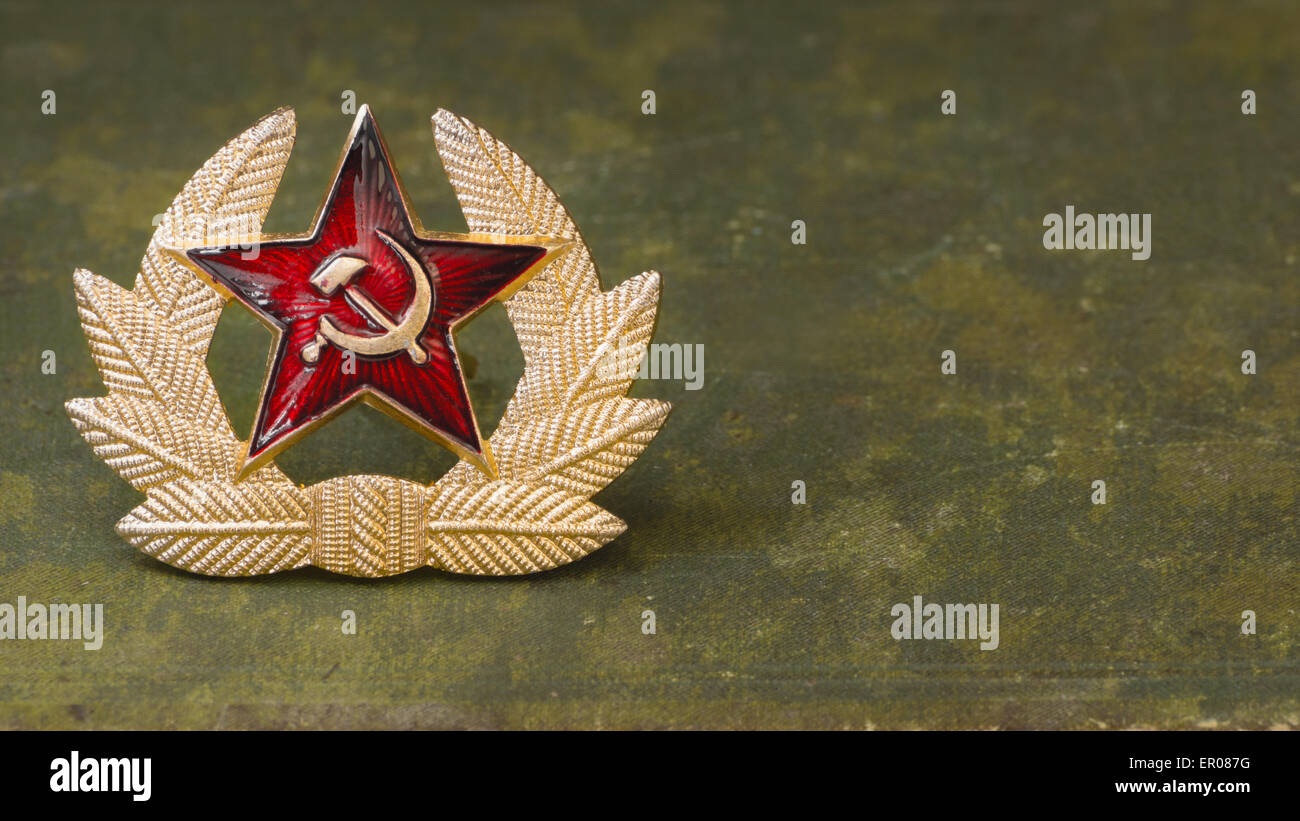 Hammer And Badge Alamy amp; Images Photos Sickle Tddwr5q