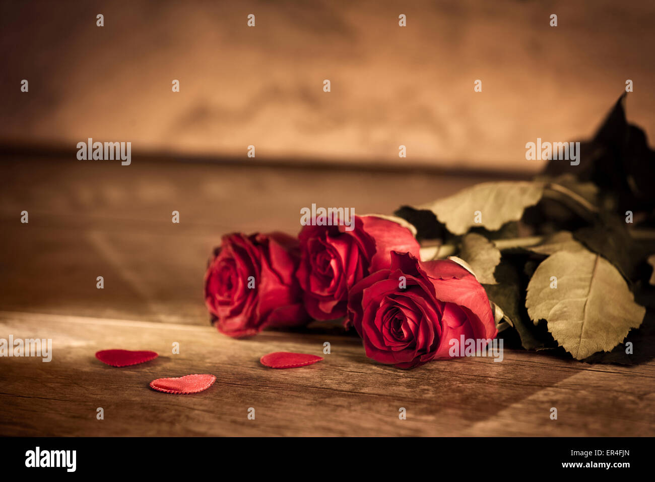 Valentines Day présent Photo Stock