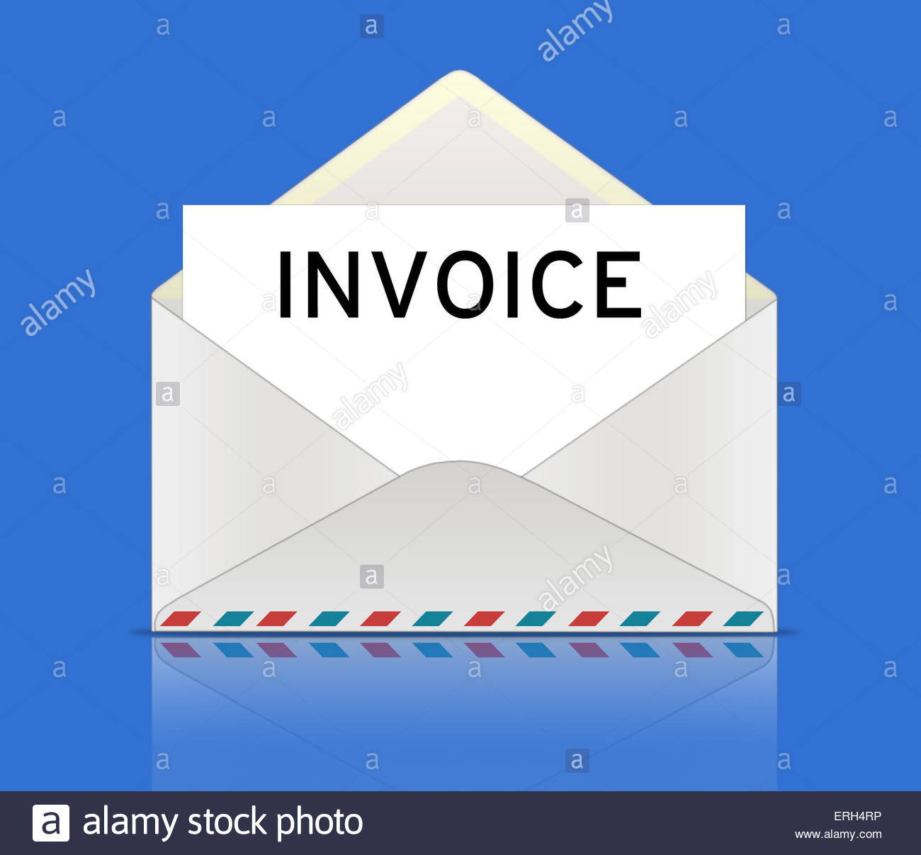 Invoice Letter Photos Invoice Letter Images Alamy