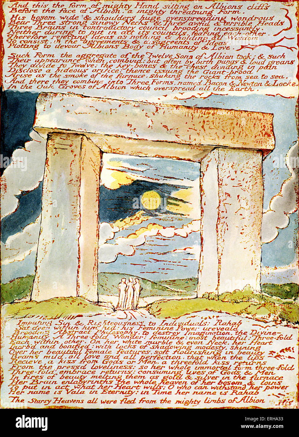 Le Druid Gateway Page 70 Du Poème Jérusalem Par William