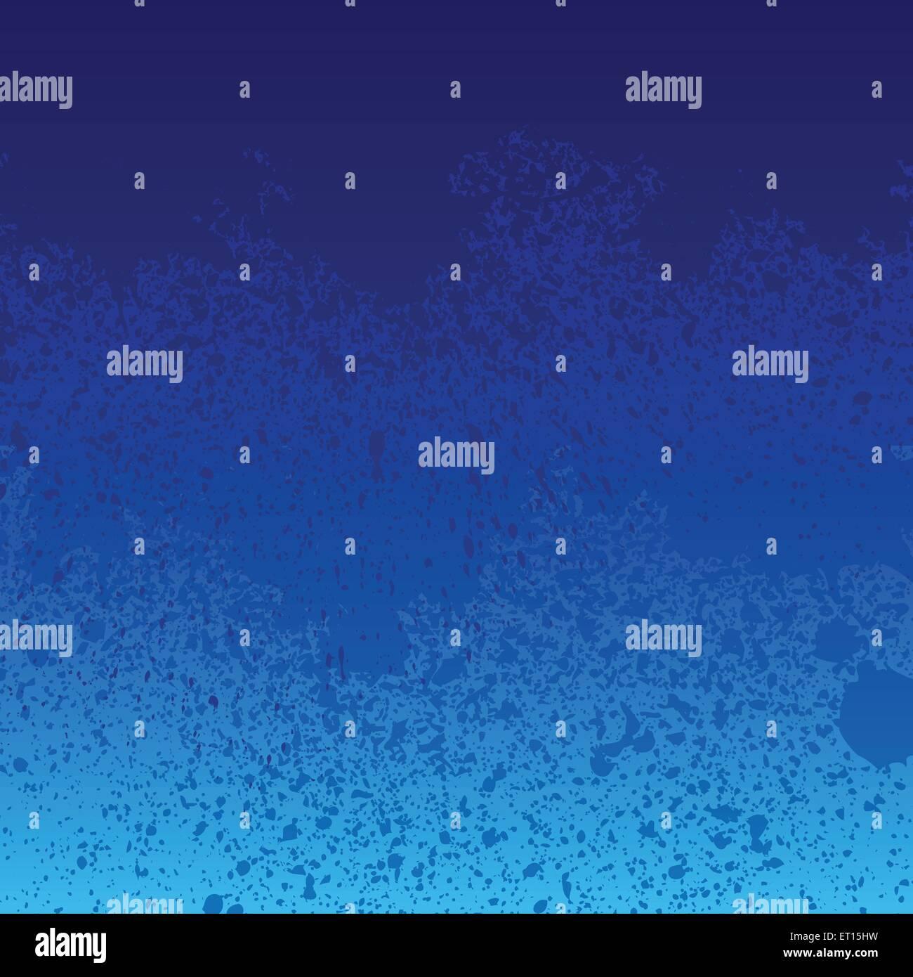 Éclaboussures de peinture bleu couleur arrière-plan. 10 illustration