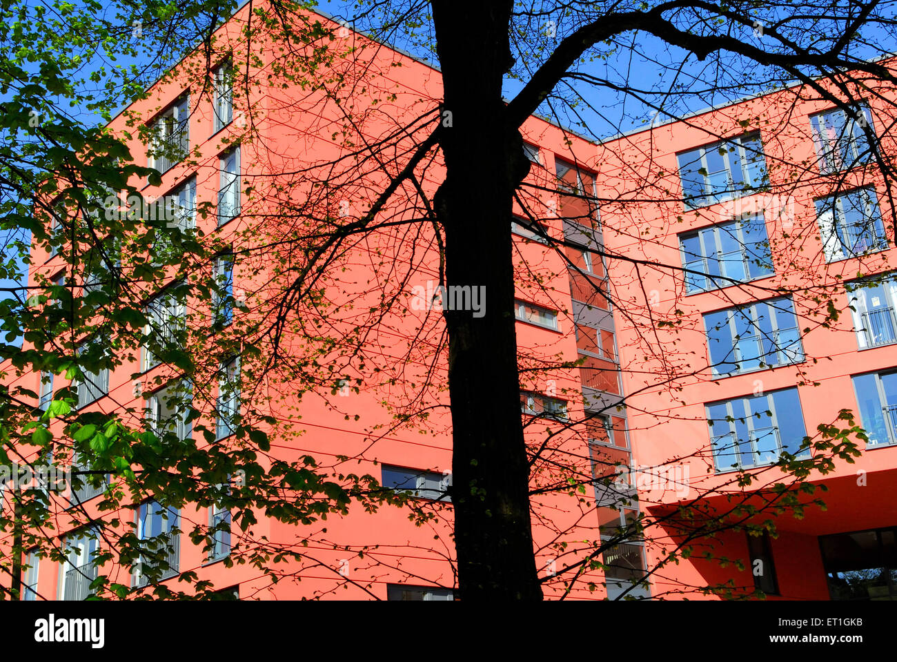 Architecture ; Allemagne Photo Stock
