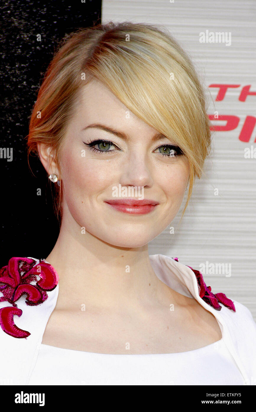 Emma Stone Photo Stock