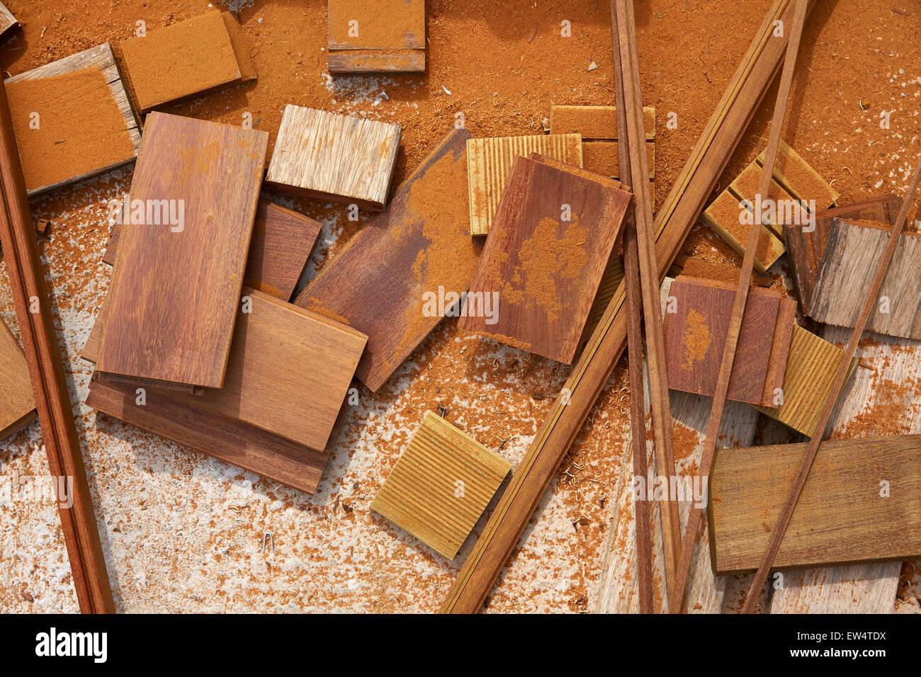 Ou Acheter Bois Ipe carpeenter la sciure de bois et lames de terrasse en bois
