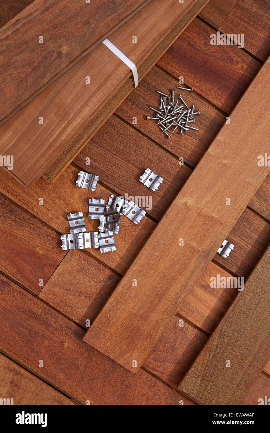 Ou Acheter Bois Ipe terrasse bois ipe clips de fixation et vis d'installation