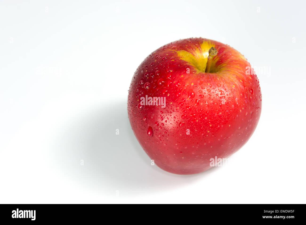 Apple est connu en tant que Princesse fruit car elle contient beaucoup de vitamines et de nutriments avec comme Photo Stock