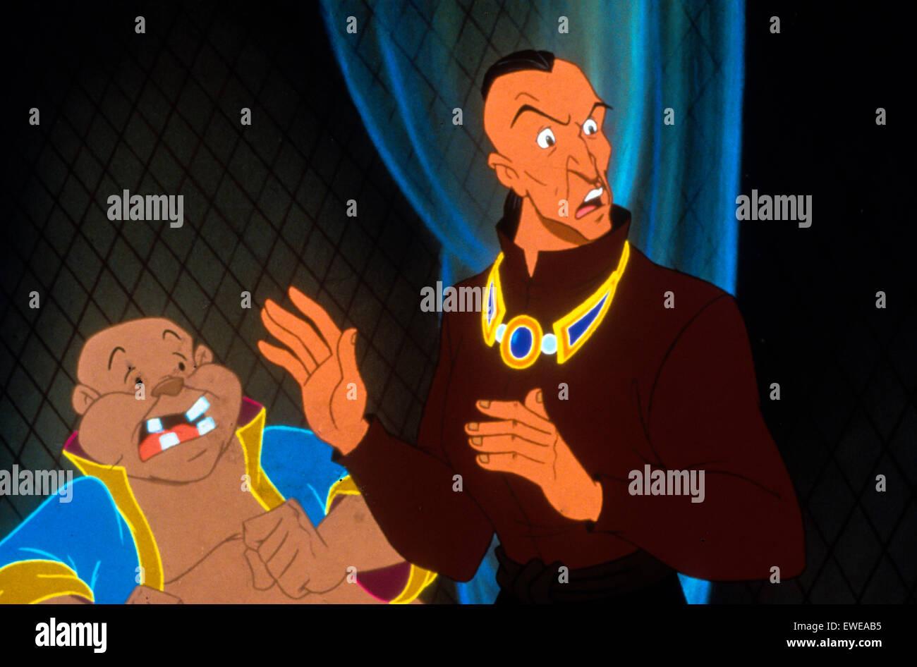 Le roi et moi Photo Stock