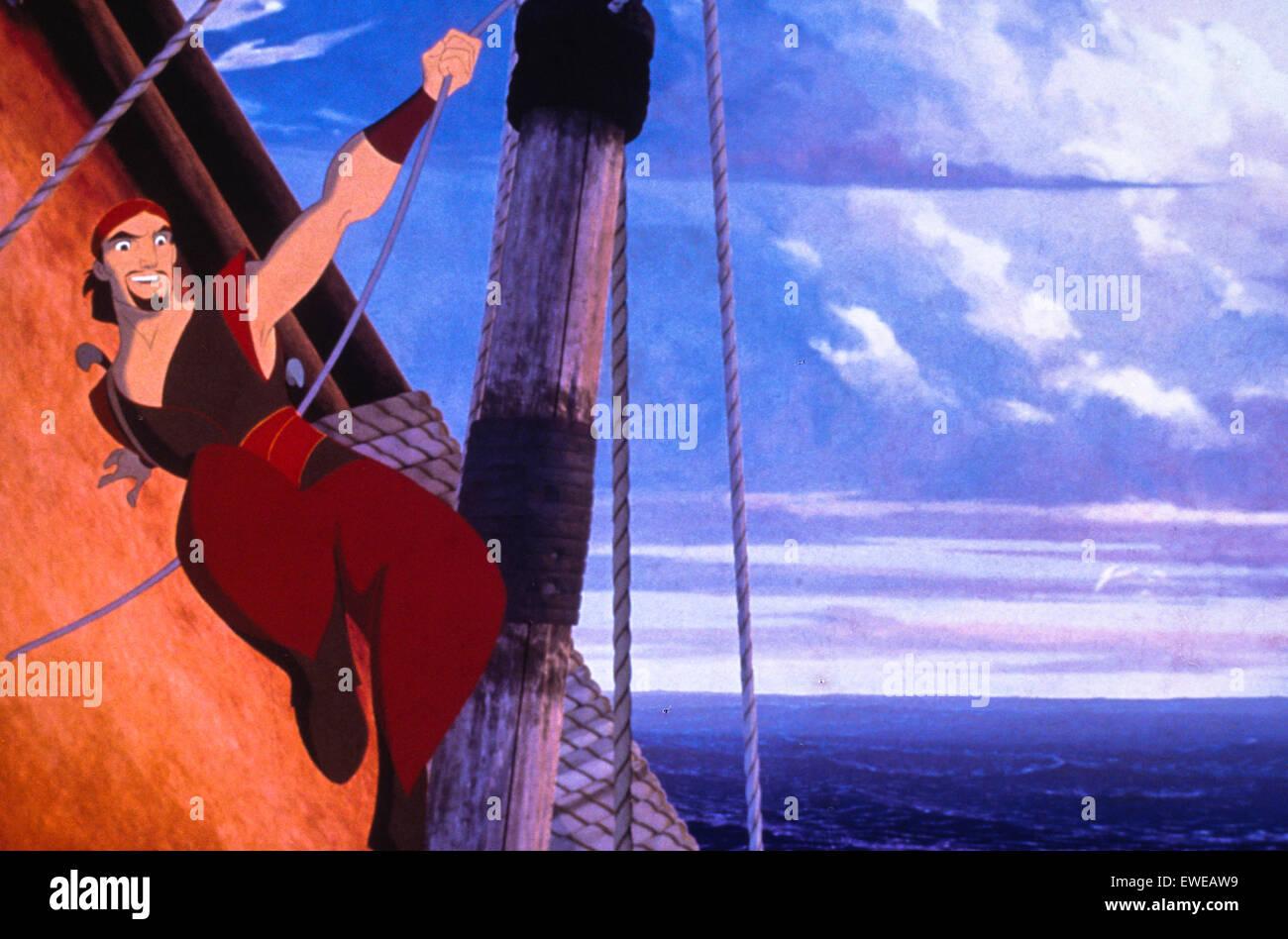 Sinbad la légende des sept mers Photo Stock