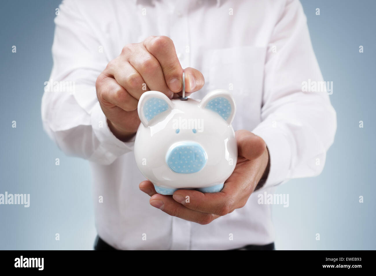 Économies Photo Stock