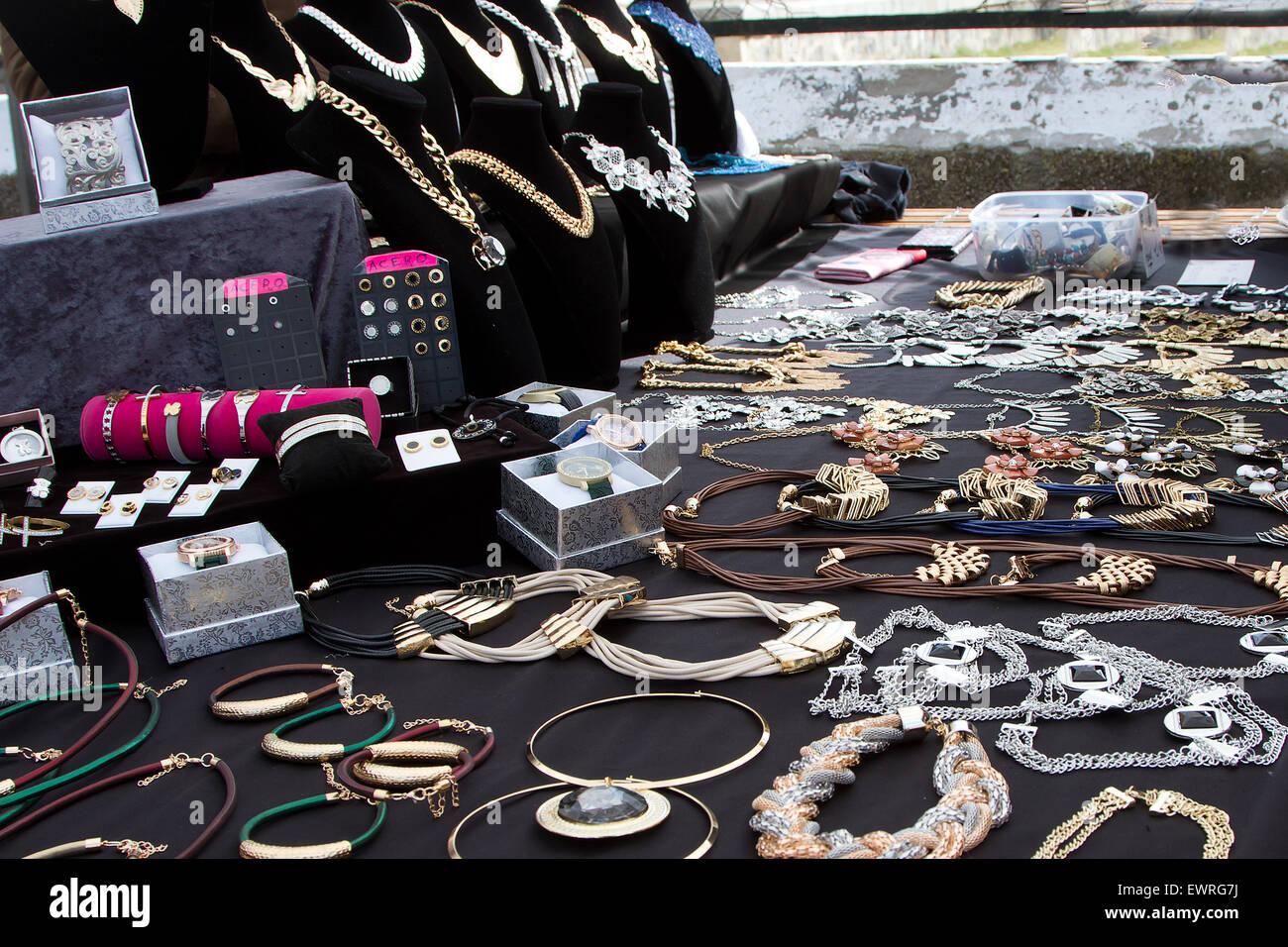 acheter bijoux fantaisie en espagne