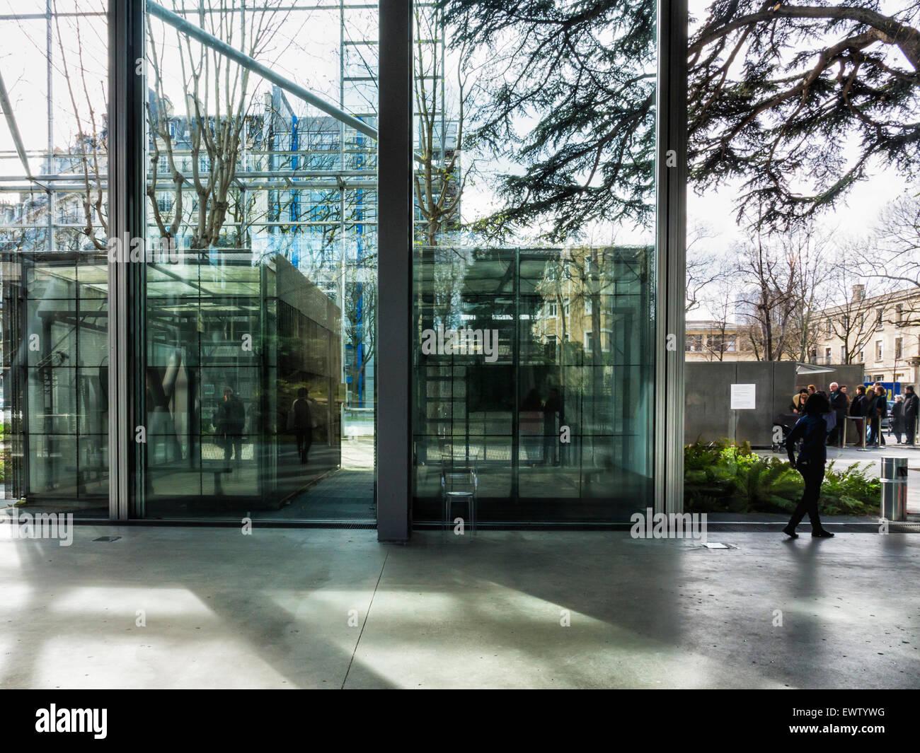 Fondation cartier pour l 39 art contemporain galerie d 39 art for Acheter art contemporain