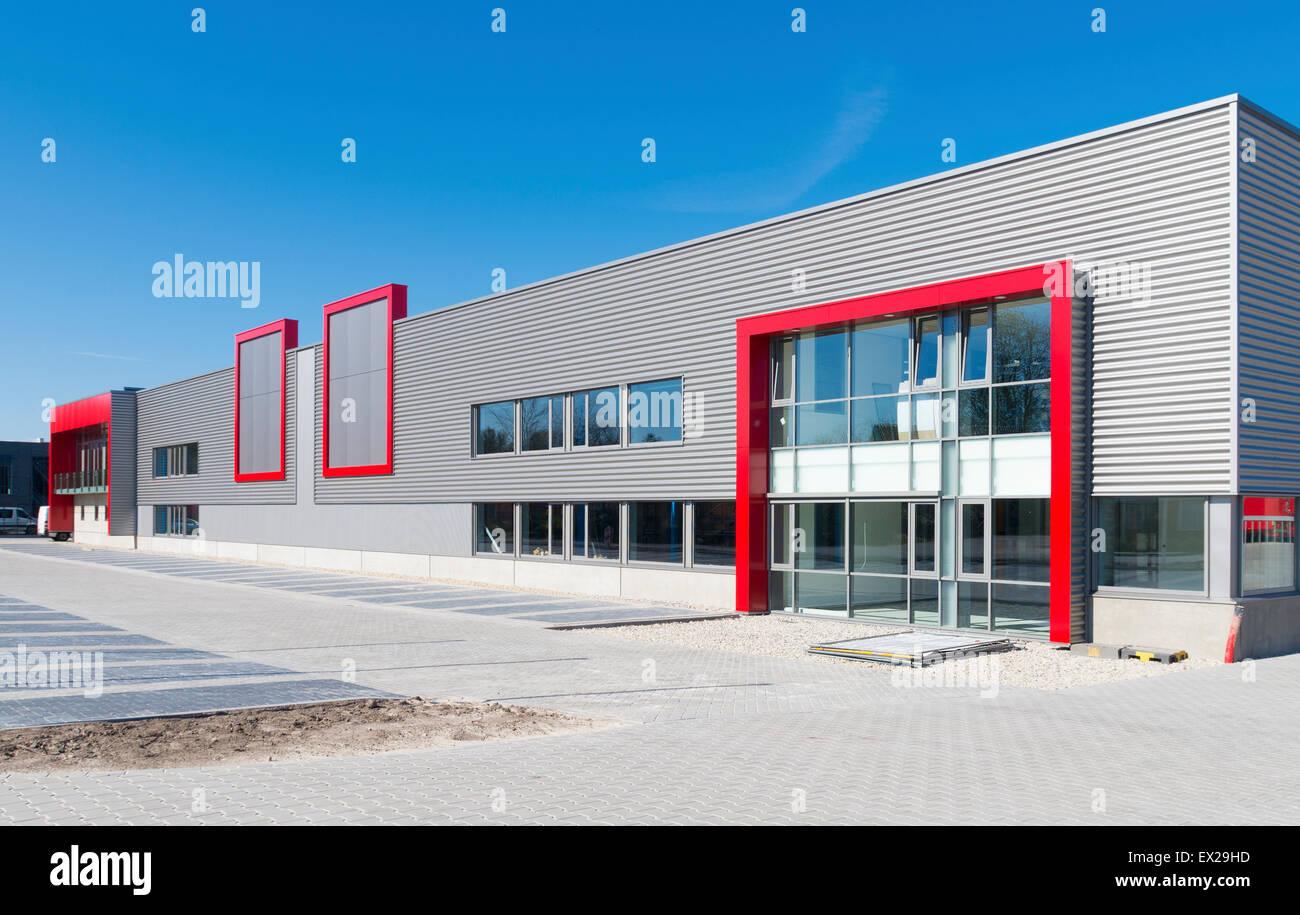Les détails d un immeuble de bureaux moderne banque d images et