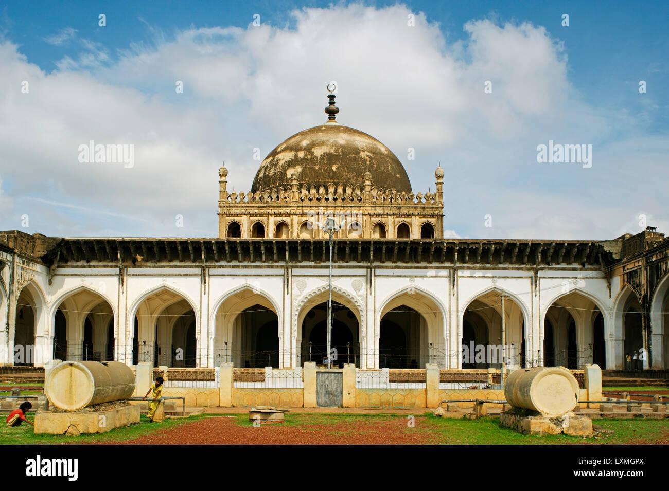 Carte Postale Inde.Ancienne Carte Postale De Jama Masjid Inde Karnataka