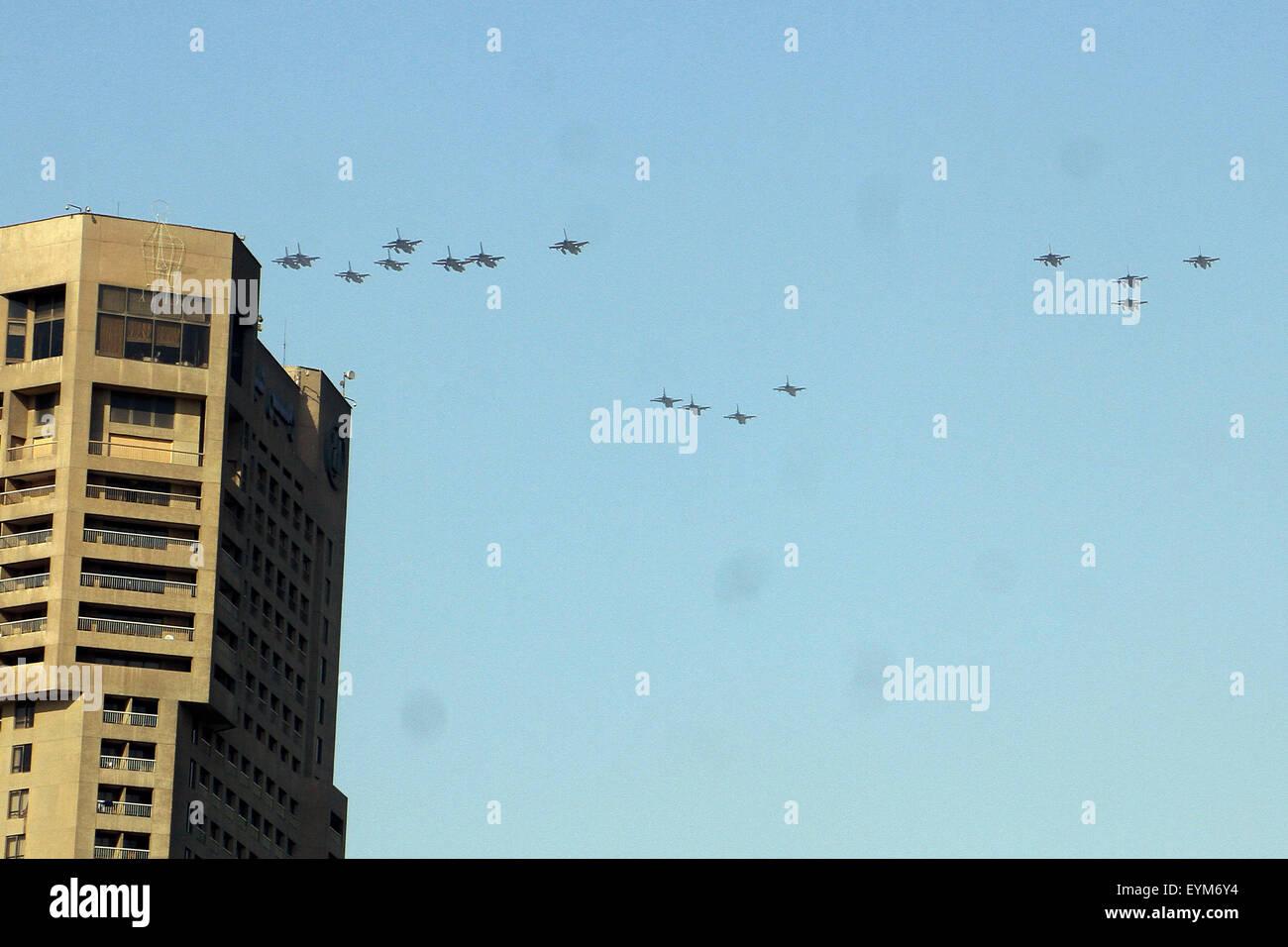 L Egypte 31 Juillet 2015 L Armee De L Air Egyptienne S