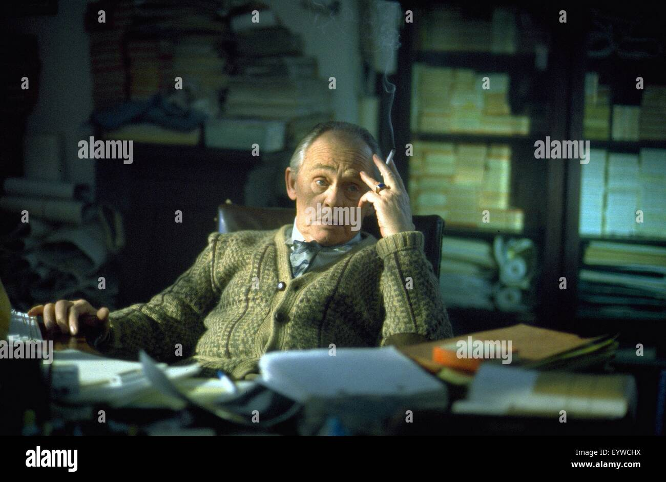 Douze singes; Année: 1995; USA Réalisation: Terry Gilliam; Christopher Plummer; Photo Stock