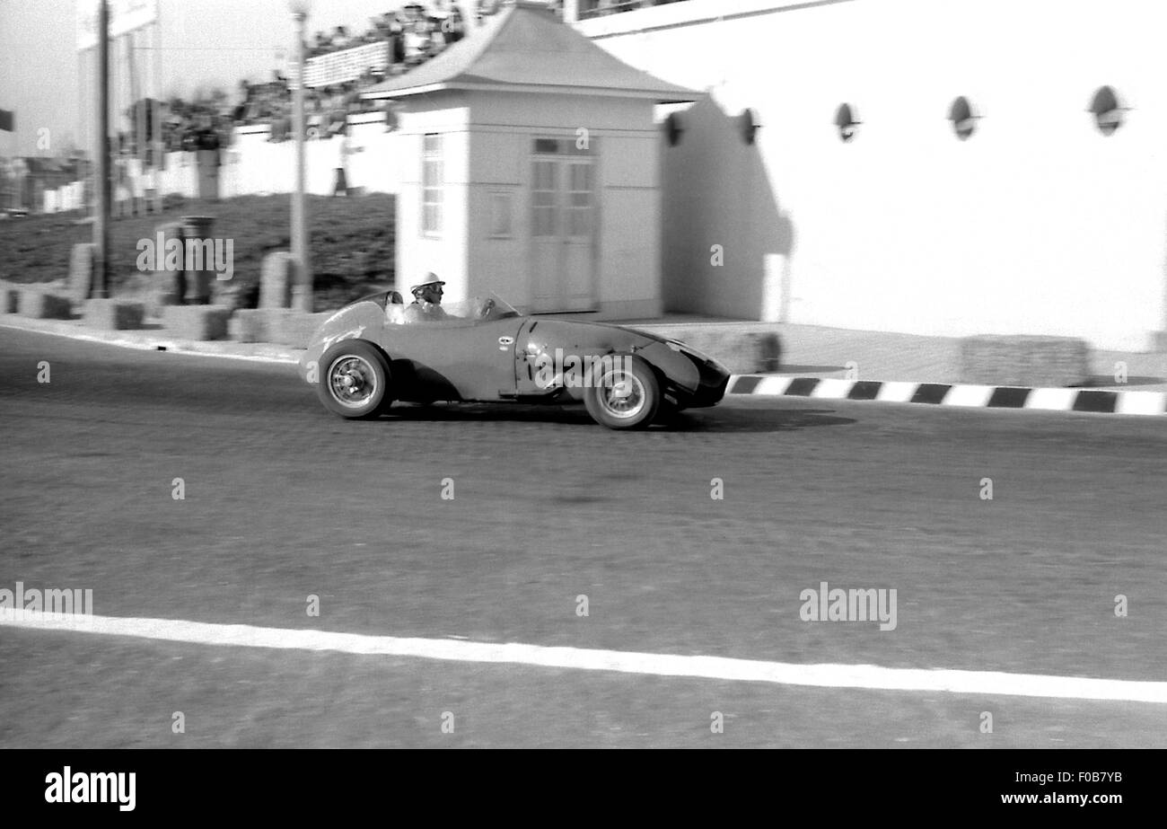 Formule Junior à Porto 1958 Photo Stock